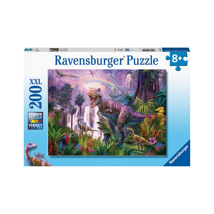 RAVENSBURGER DINOSAURER LAND 200P