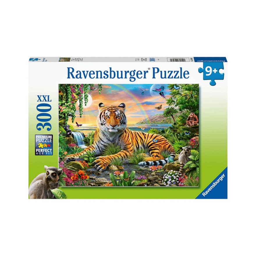 RAVENSBURGER TIGER I SOLNEDGANG 300P