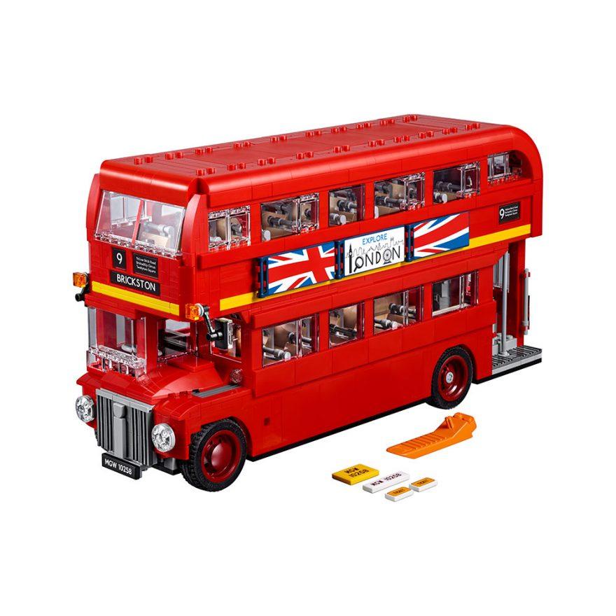 LEGO 10258  LONDONBUSS