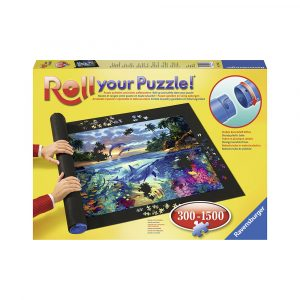 RAVENSBURGER ROLL YOUR PUZZLE! 0-1500PCS