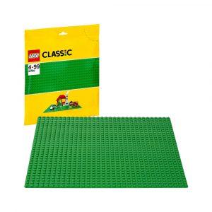 LEGO 10700 GRØNN BASISPLATE