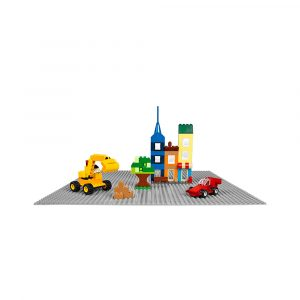 LEGO 10701 GRÅ BASISPLATE
