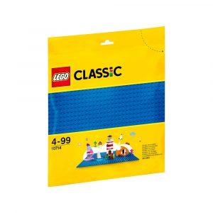 LEGO 10714  BLÅ BASISPLATE
