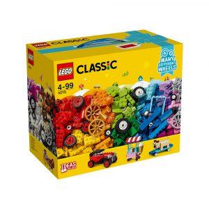 LEGO 10715 MORO PÅ HJUL