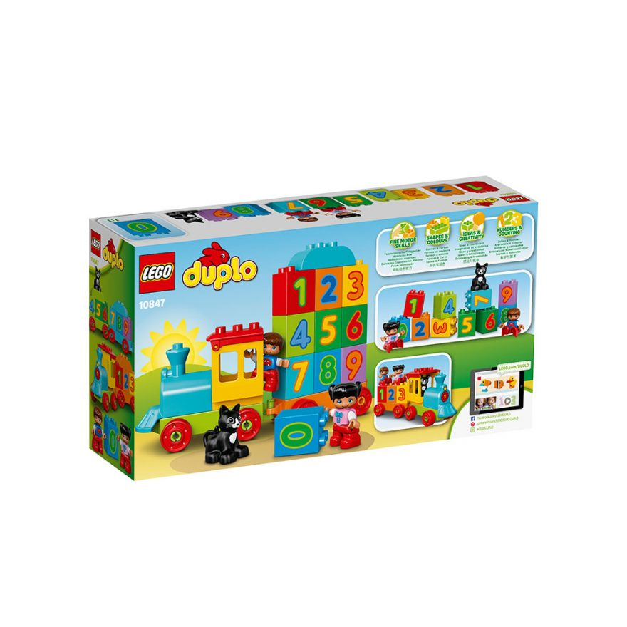 LEGO 10847  TALLTOG
