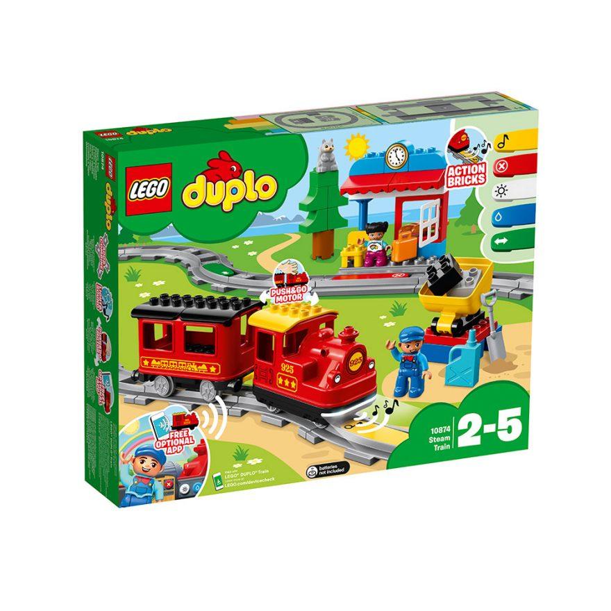 LEGO 10874  DAMPTOG