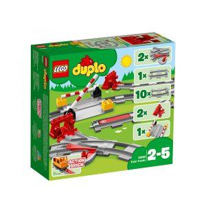 LEGO 10882  TOGSKINNER