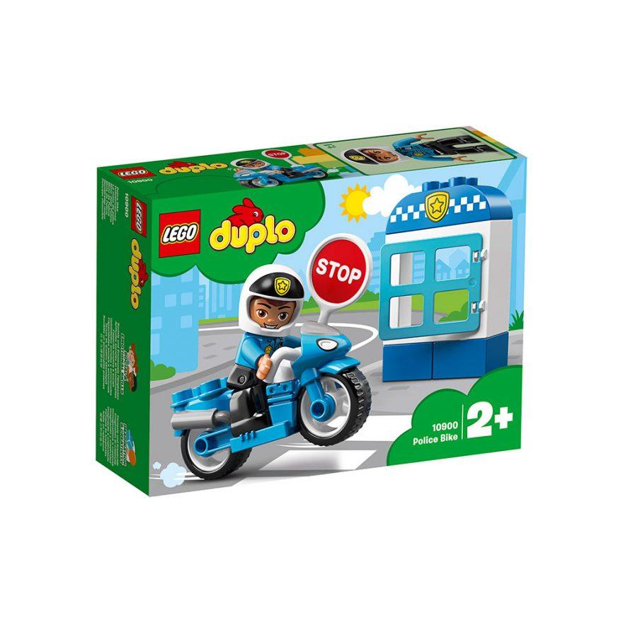 LEGO 10900  POLITIMOTORSYKKEL