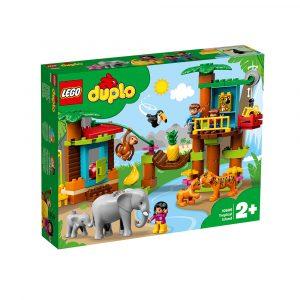 LEGO 10906  TROPISK ØY
