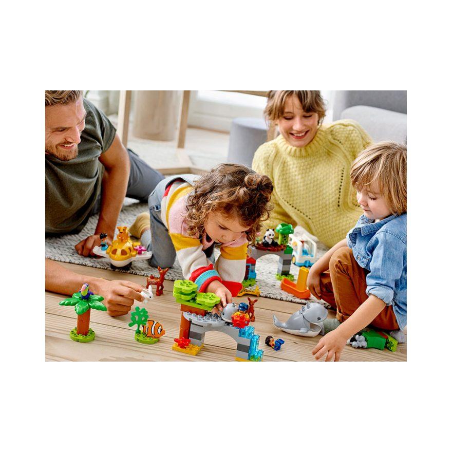 LEGO 10907  VERDENS DYR