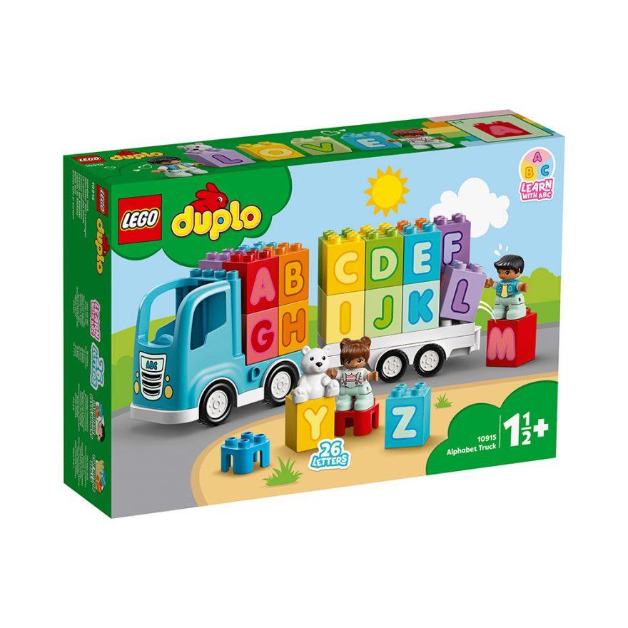 LEGO 10915  ALFABETBIL