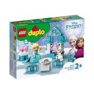 LEGO 10920  ELSA OG OLAFS ISFEST