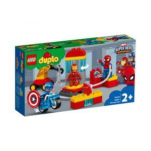 LEGO 10921  SUPERHELTLABORATORIUM