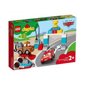 LEGO 10924  LYNET MCQUEEN PÅ BILLØP