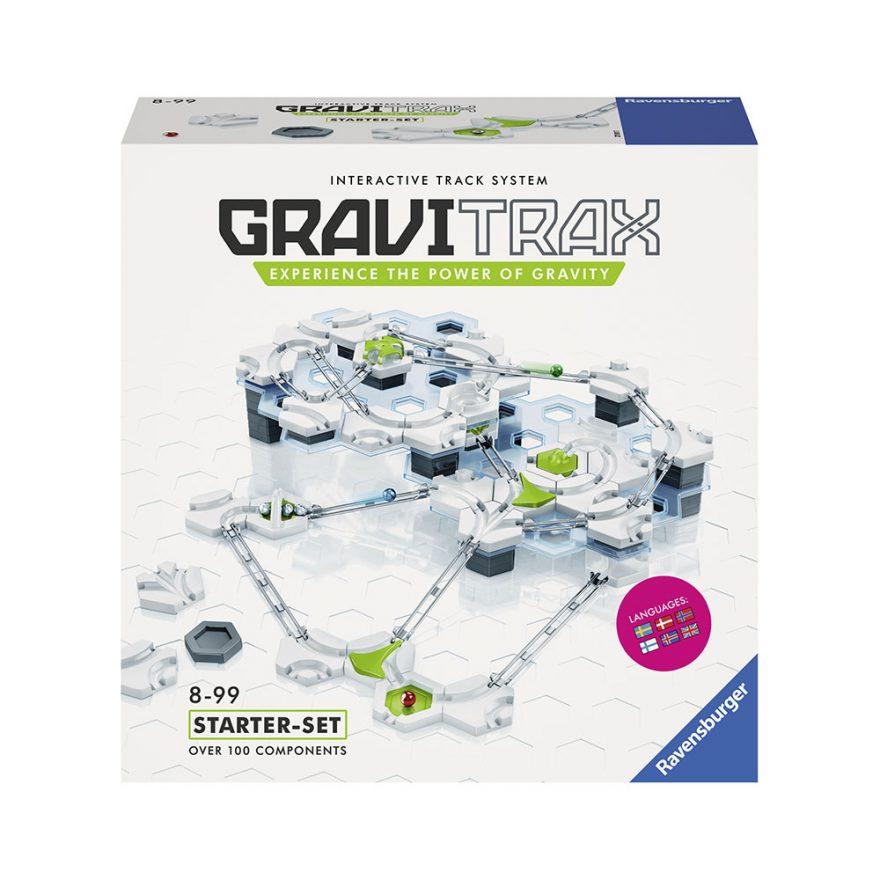 GRAVITRAX STARTER KIT SV/DA/FI/NO/EN