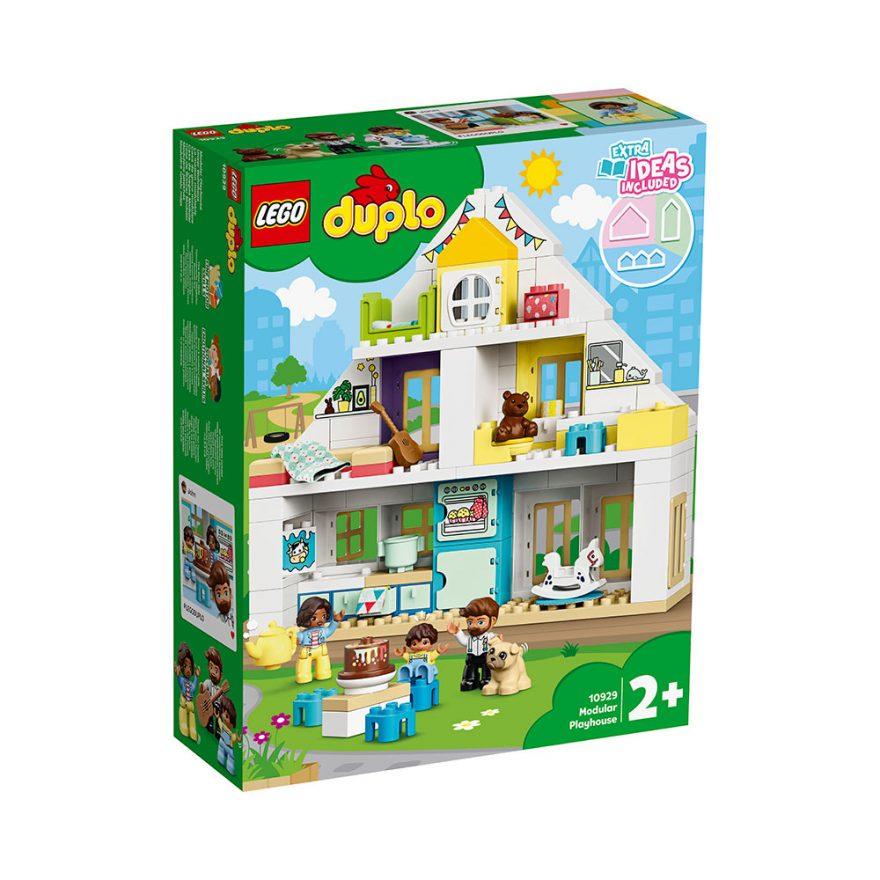 LEGO 10929  MODULBASERT LEKEHUS