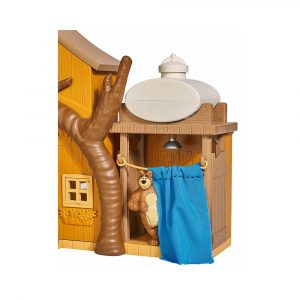 MASHA PLAY SET  BIG BEAR HOUSE