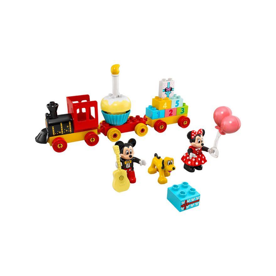LEGO 10941 MINNI OG MIKKES BURSDAGSTOG