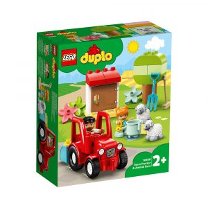 LEGO 10950  BONDEGÅRD MED TRAKTOR OG DYR