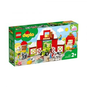 LEGO 10952  LÅVE, TRAKTOR OG BONDEGÅRDSD