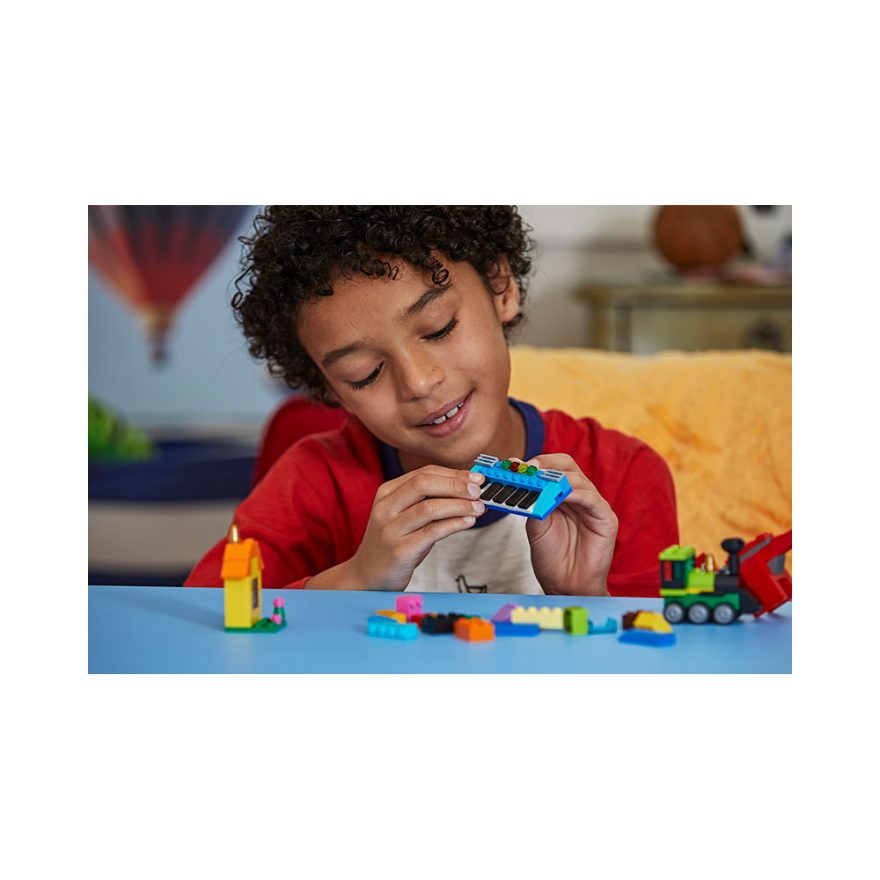 LEGO 11001 KLOSSER OG IDEER