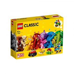 LEGO 11002  SETT MED BASISKLOSSER