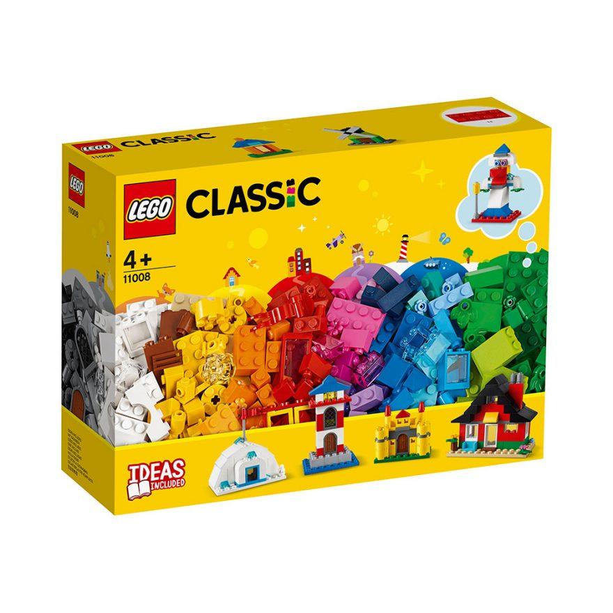 LEGO 11008  KLOSSER OG HUS