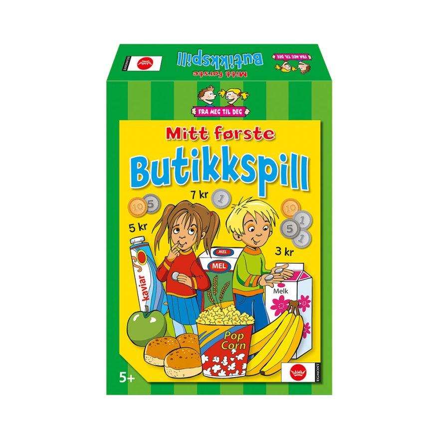 FMTD MITT FØRSTE BUTIKKSPILL