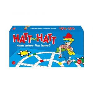 SPILL HATT OVER HATT
