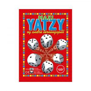 SPILL MAXI-YATZY