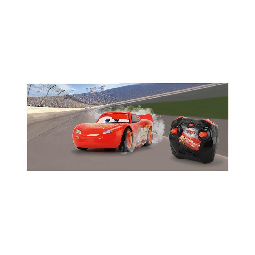 RC CARS 3 LIGHTNING MCQUEEN TURBO RACER