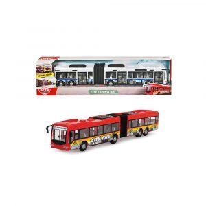 CITY EXPRESS BUS, 2-ASST.