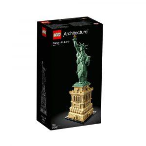 LEGO 21042  FRIHETSGUDINNEN