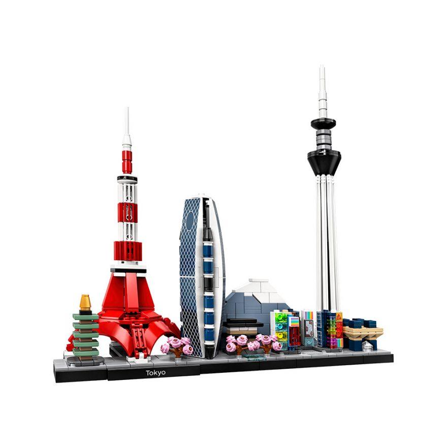 LEGO 21051  TOKYO