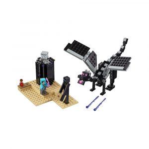 LEGO 21151  OPPGJØR I THE END