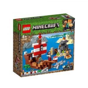 LEGO 21152  EVENTYR MED SJØRØVERSKIP