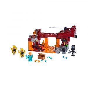 LEGO 21154  FLAMMESKRØMT-BROEN