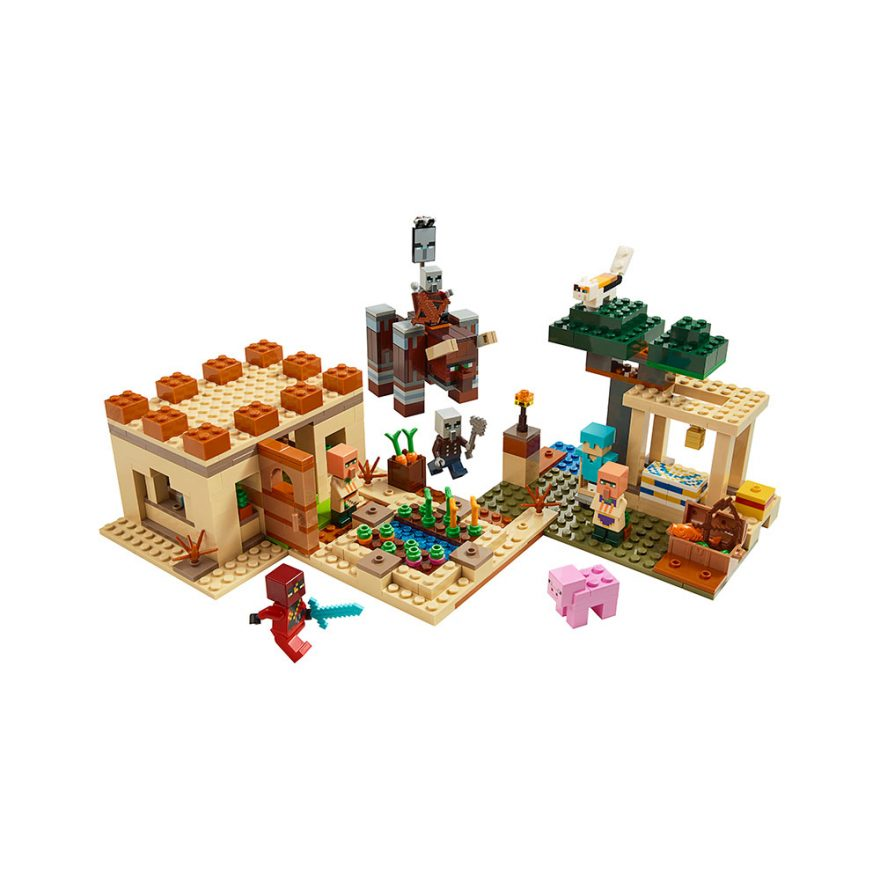 LEGO 21160  ILLAGERNES ANGREP