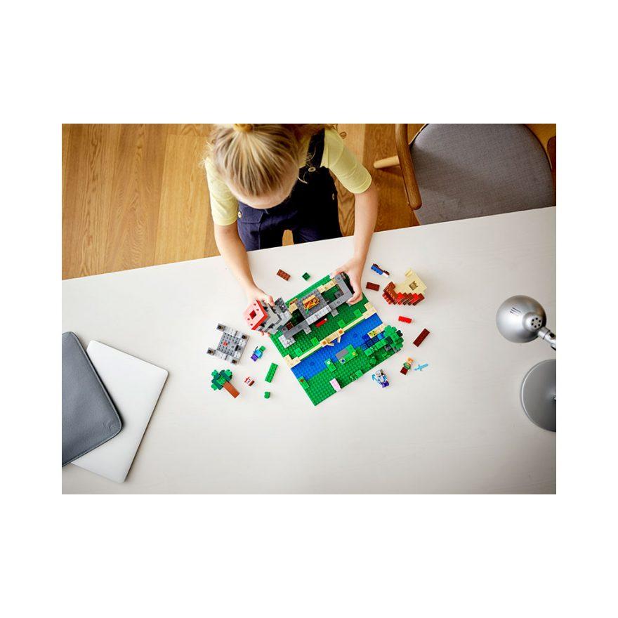 LEGO 21161  KONSTRUKSJONSBOKS 3.0