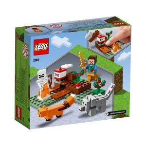 LEGO 21162  EVENTYR PÅ TAIGAEN