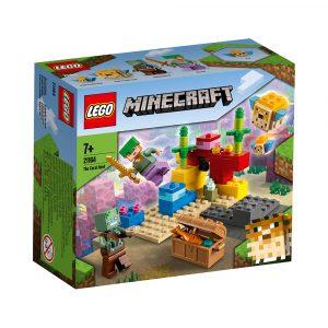 LEGO 21164 KORALLREVET