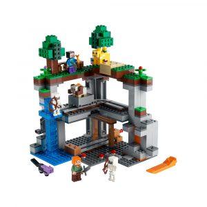 LEGO 21169  DET FØRSTE EVENTYRET