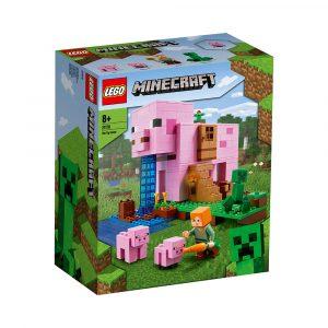 LEGO 21170 GRISEHUSET