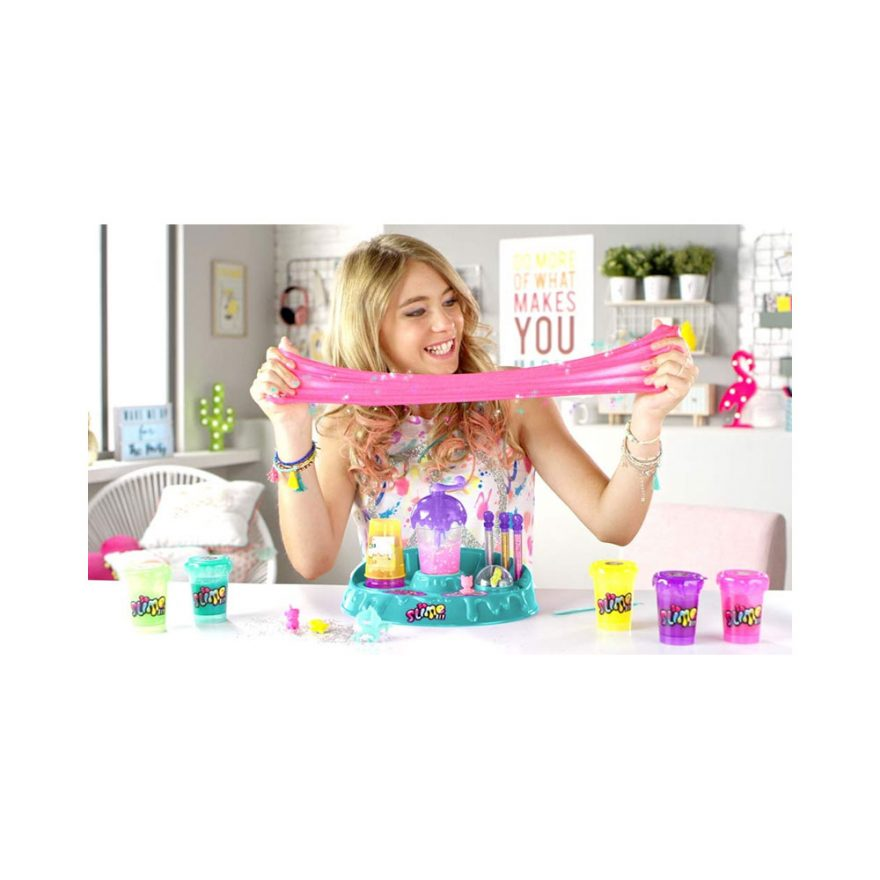 SO SLIME, SLIME FACTORY, MIX