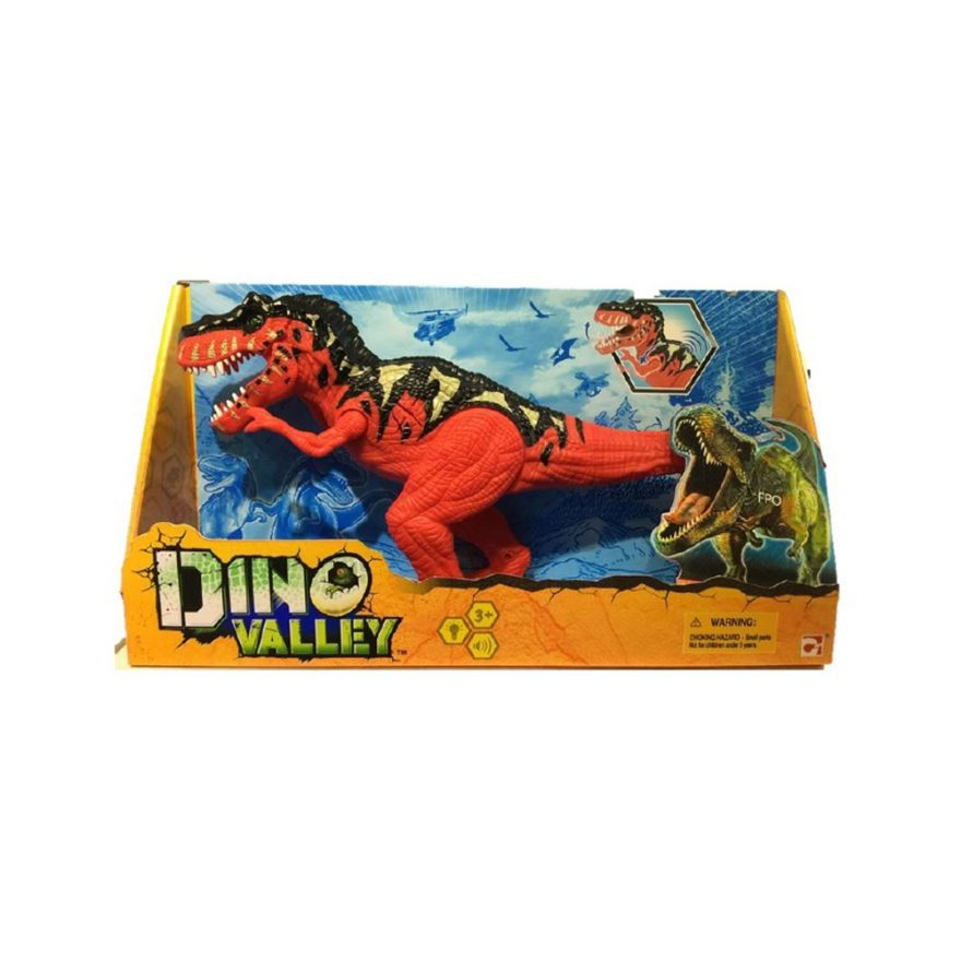 DINO VALLEY T-REX ATTACK