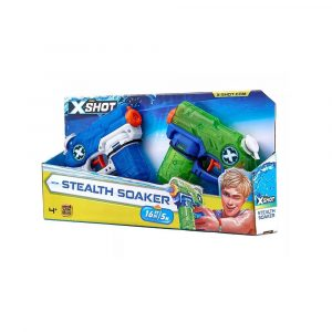 X-SHOT STEALTH SOAKER,