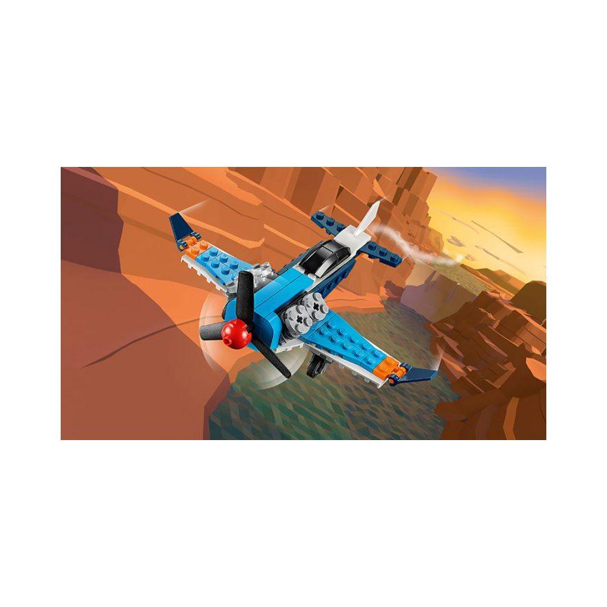 LEGO 31099  PROPELLFLY