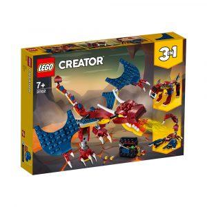 LEGO 31102  ILDDRAGE