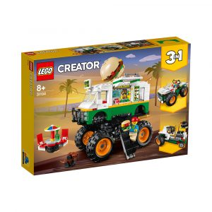 LEGO 31104  MONSTERBURGERTRUCK