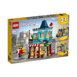 LEGO 31105  LEKEBUTIKK PÅ HJØRNET